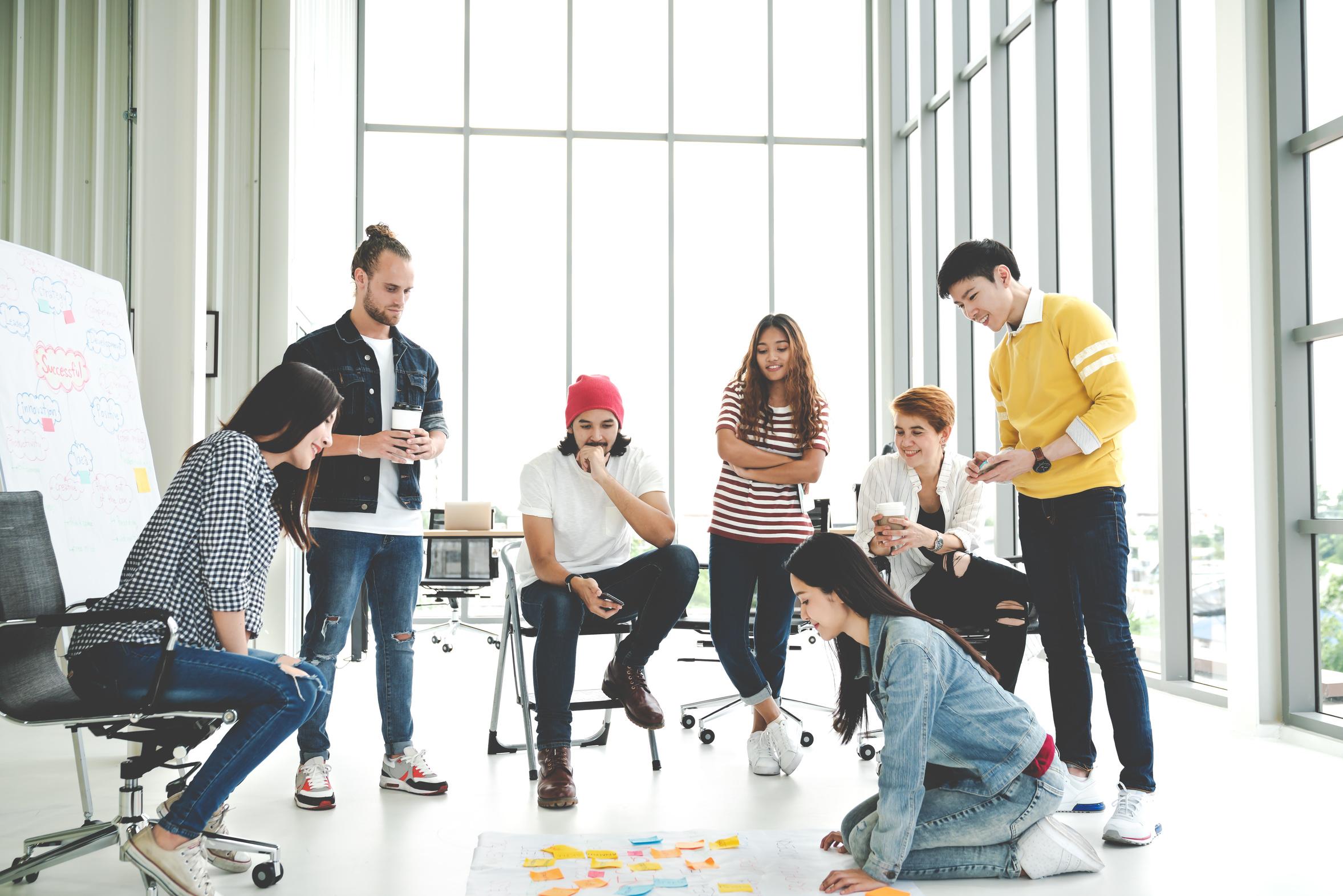 Neuausrichtung der Arbeitgebermarke: Mitarbeiter mitnehmen!